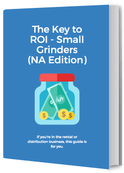 The Key to ROI - Small Grinders Ebook